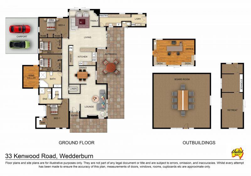 33 Kenwood Road Wedderburn 2560
