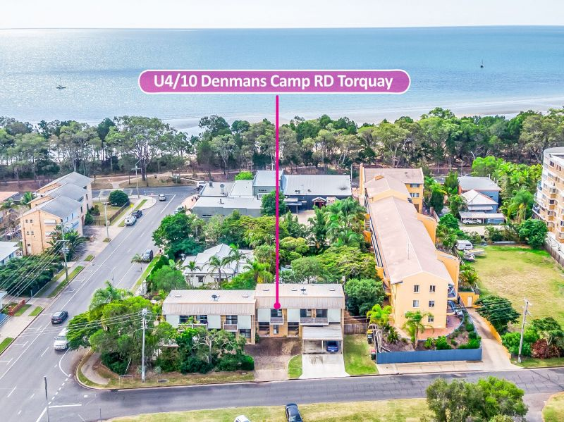4/10 Denmans Camp Road Torquay, Qld