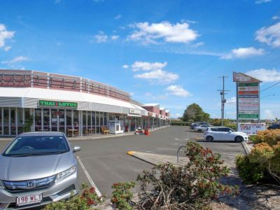 RETAIL SPACE WITH EXPOSURE TO NICKLIN WAY