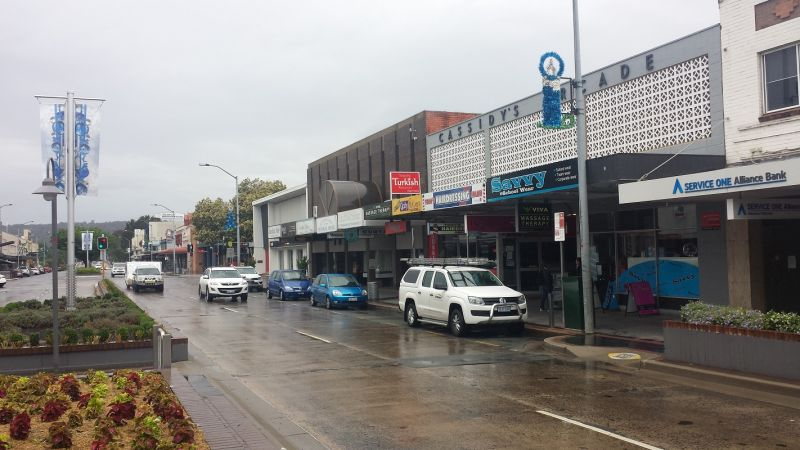 Retail Opportunity In Heart of Queanbeyan CBD