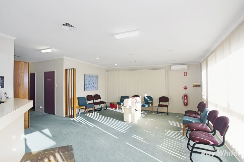 MEDICAL CENTRE WITH PERMITS FOR THREE (3) PRACTIONERS