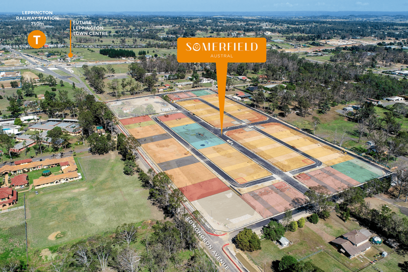 Austral Lot 61 |  60 Edmondson Ave | Somerfield