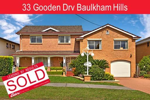 J & G Tomarchio   Gooden Drive Baulkham Hills