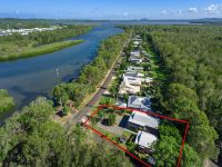 Options plus – large block with river views; investment opportunity