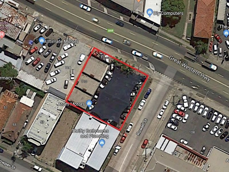 Strategic Corner Location Site 930sqm - Granville