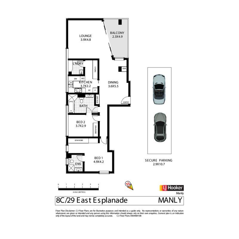 8C/29 East Esplanade Manly 2095