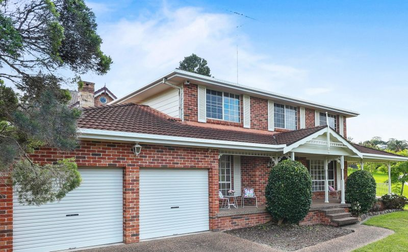 Peaceful home in sought after position