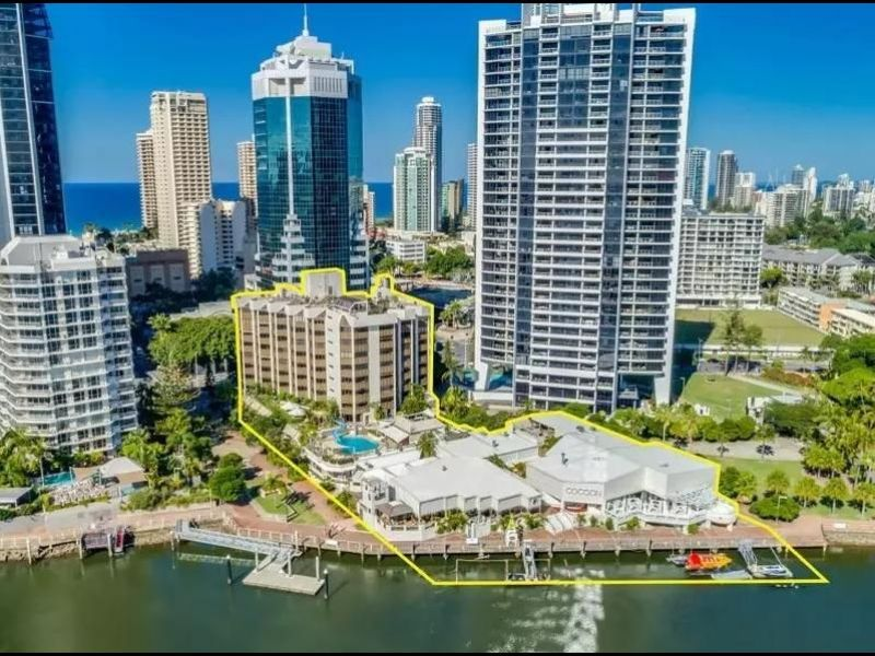 Surfers Paradise Waterfront Development Opportunity With Excessive Holding Income