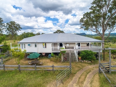 515  Little Widgee road Widgee, Gympie