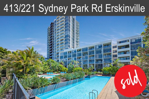 Vendor of 413/221 Sydney Park Rd Erskineville