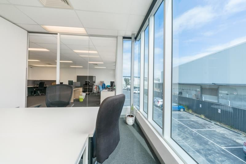 Top floor office