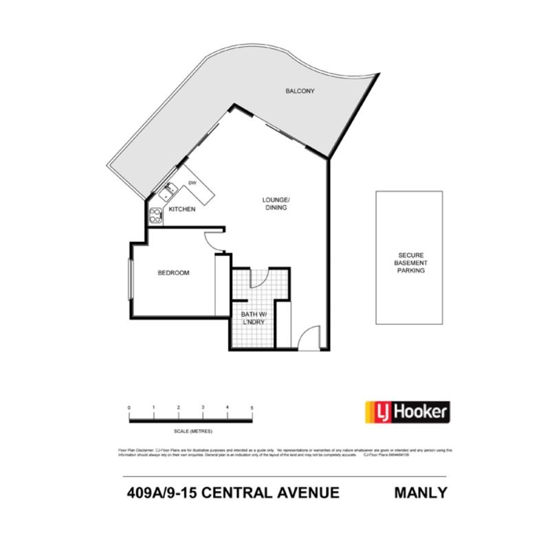 409A/9-15 Central Avenue Manly 2095
