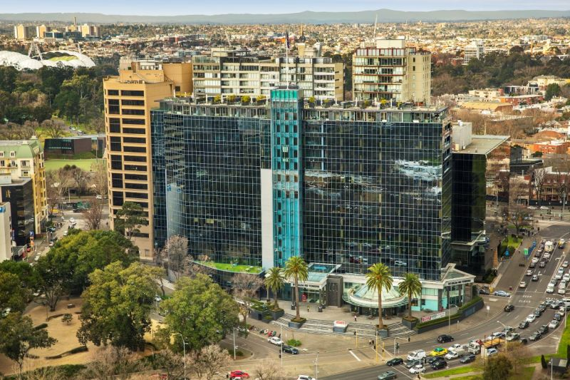 LEASING OPPORTUNITY AVAILABLE AT ST KILDA RD TOWERS
