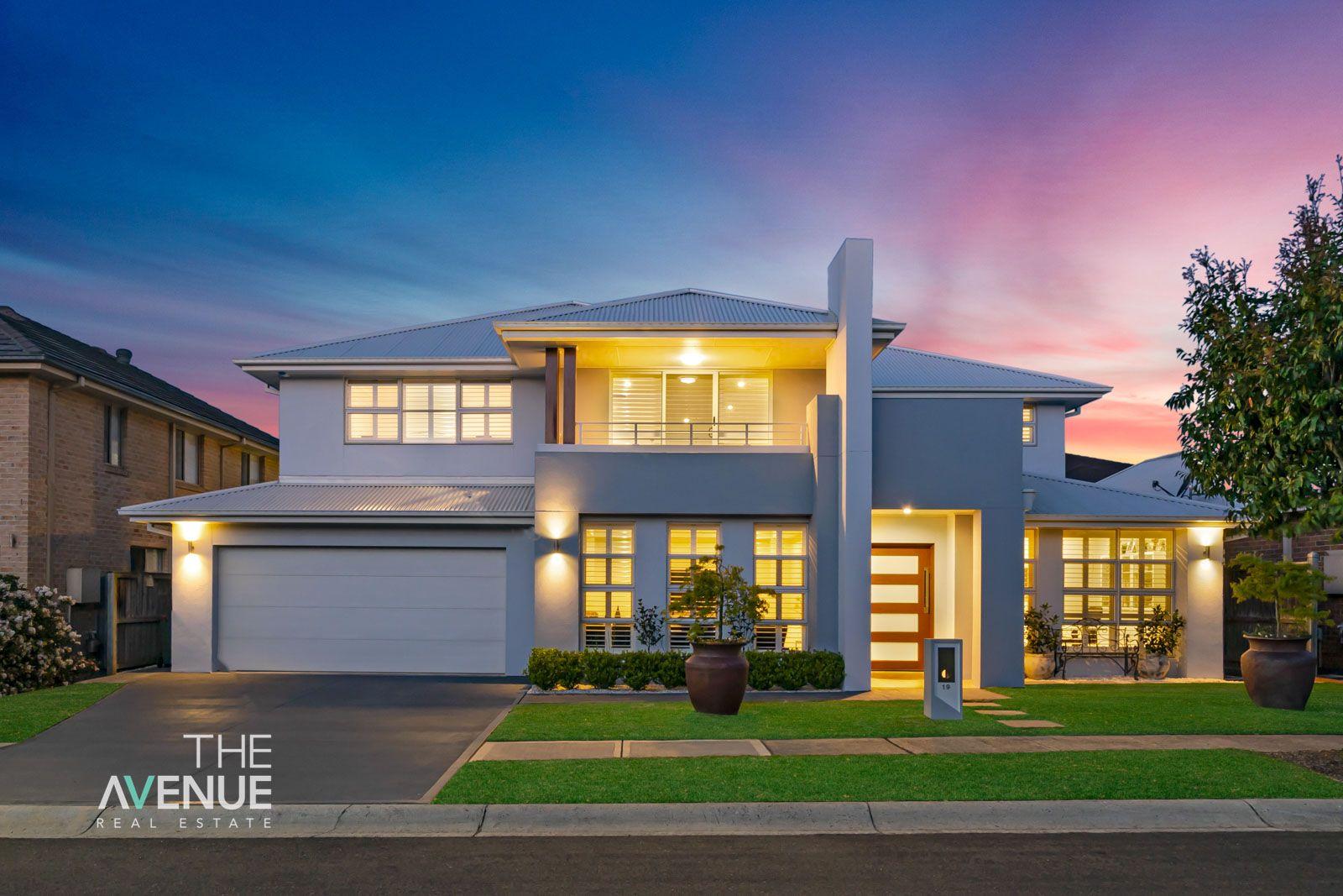 19 Woodside Avenue, Kellyville NSW 2155