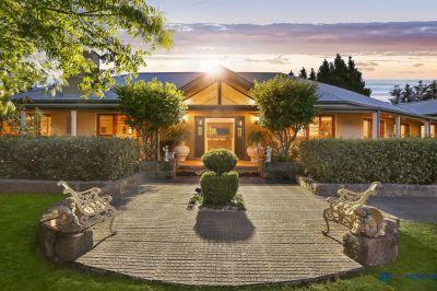 Custom Designed Home - 5 Acres