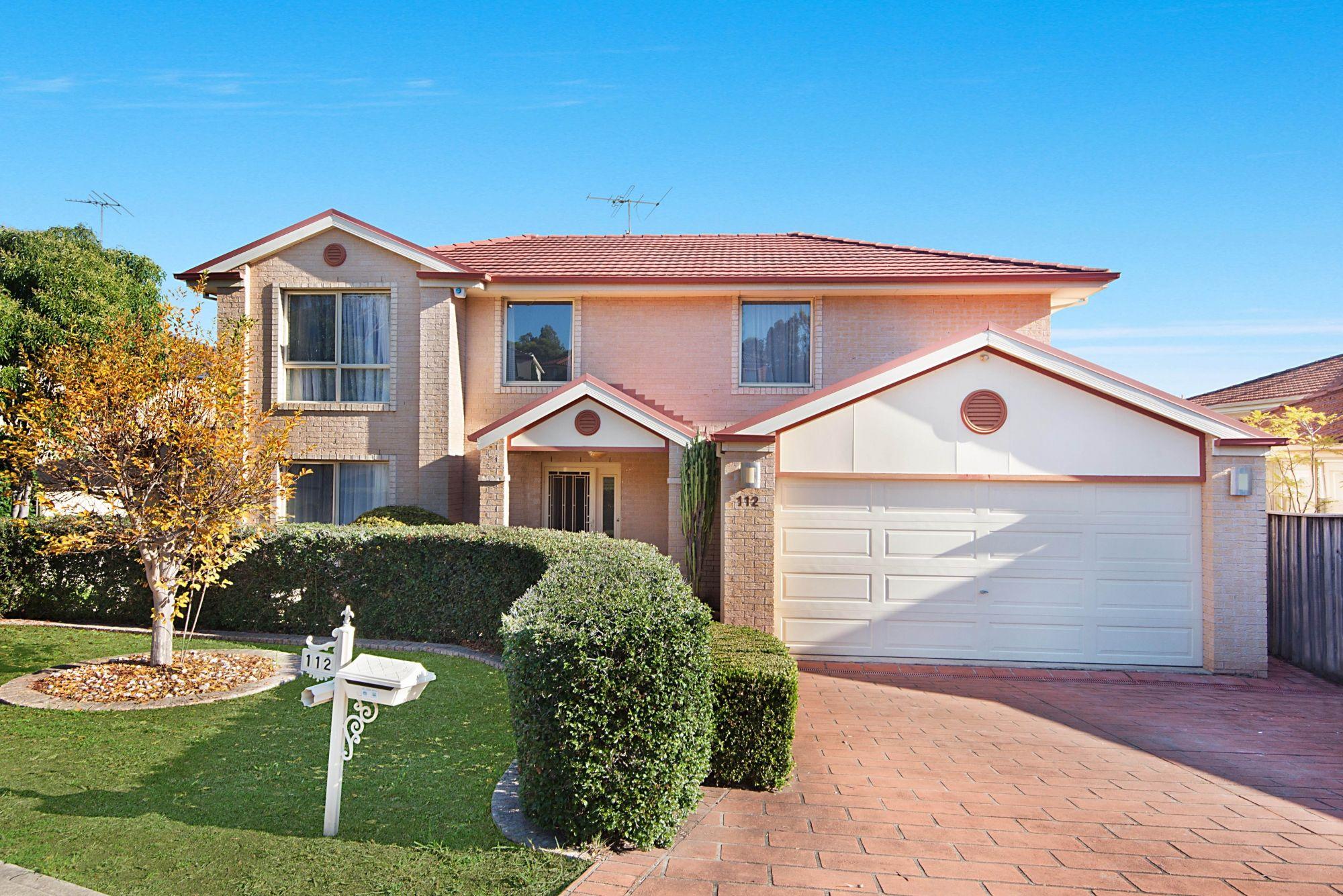 112 Redden Drive, Kellyville NSW 2155