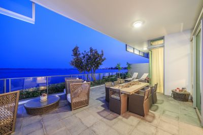 Owner Relocating - Ground-Floor Entertainers Delight with Panoramic Views Plus Family Room