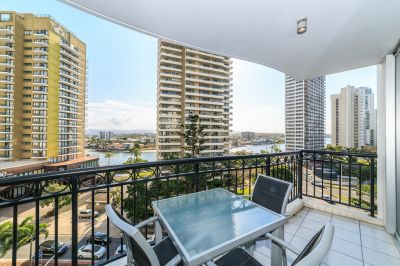 Renovated + Great Views and 3 Balconies!
