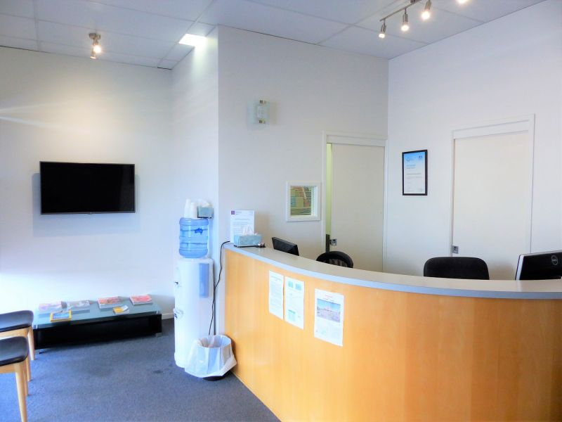 FITTED OUT DENTAL PRACTICE IN A POPULAR CENTRE