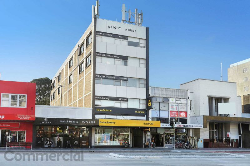 Retail & Office Space with Large Street Frontage