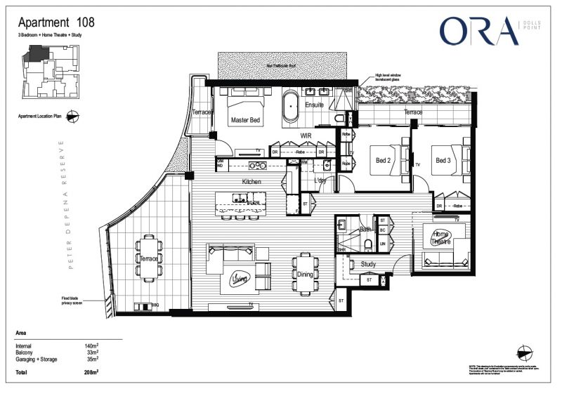 108/177 Russell Ave DOLLS POINT 2219