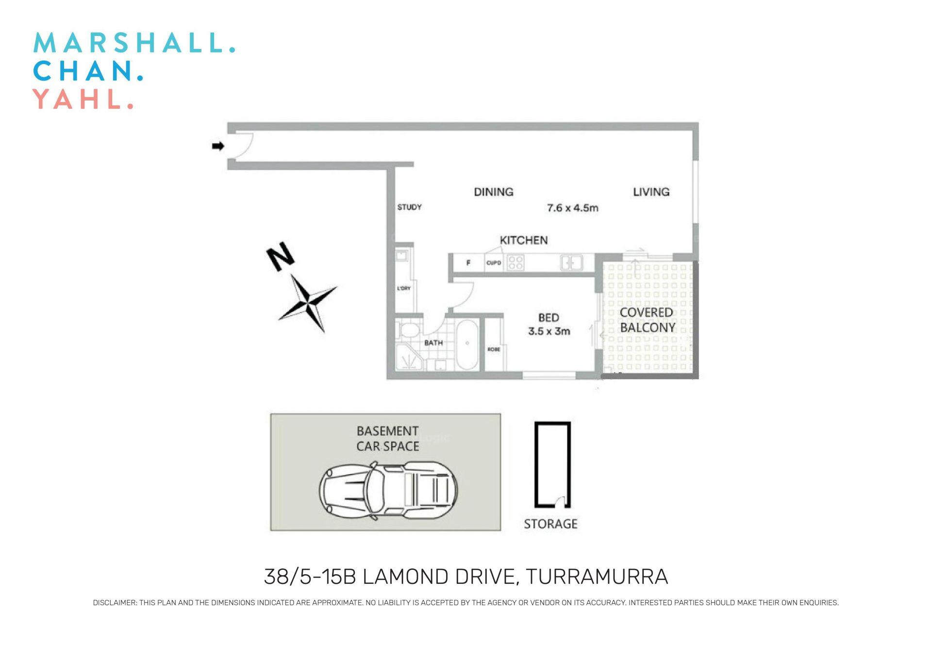 38/5-15B Lamond Drive Turramurra 2074