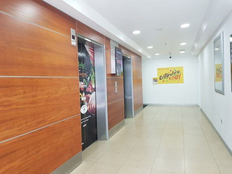 Office space in Pagewood Westfield Centre.