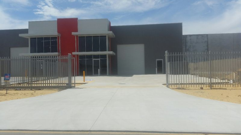 NEW STREET FRONT WAREHOUSE - 1 SOLD