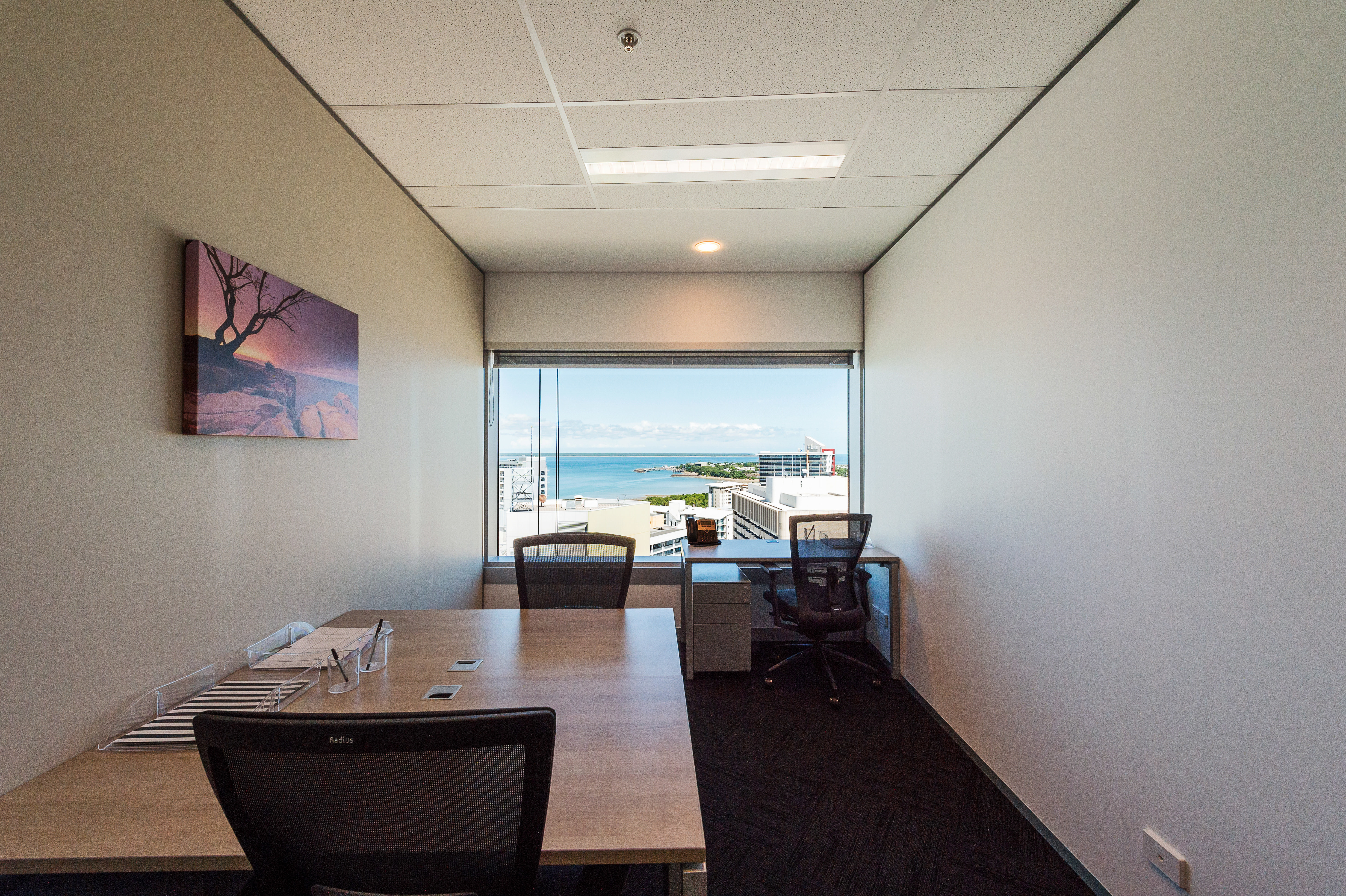 Great office space at Charles Darwin Centre for 3 people. Call today to find out more!