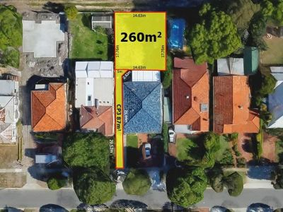 Prime Avenue Land with Direct Avenues Off Street Access