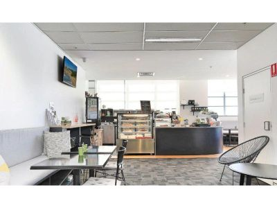 Prime caf opportunity  New fitout included