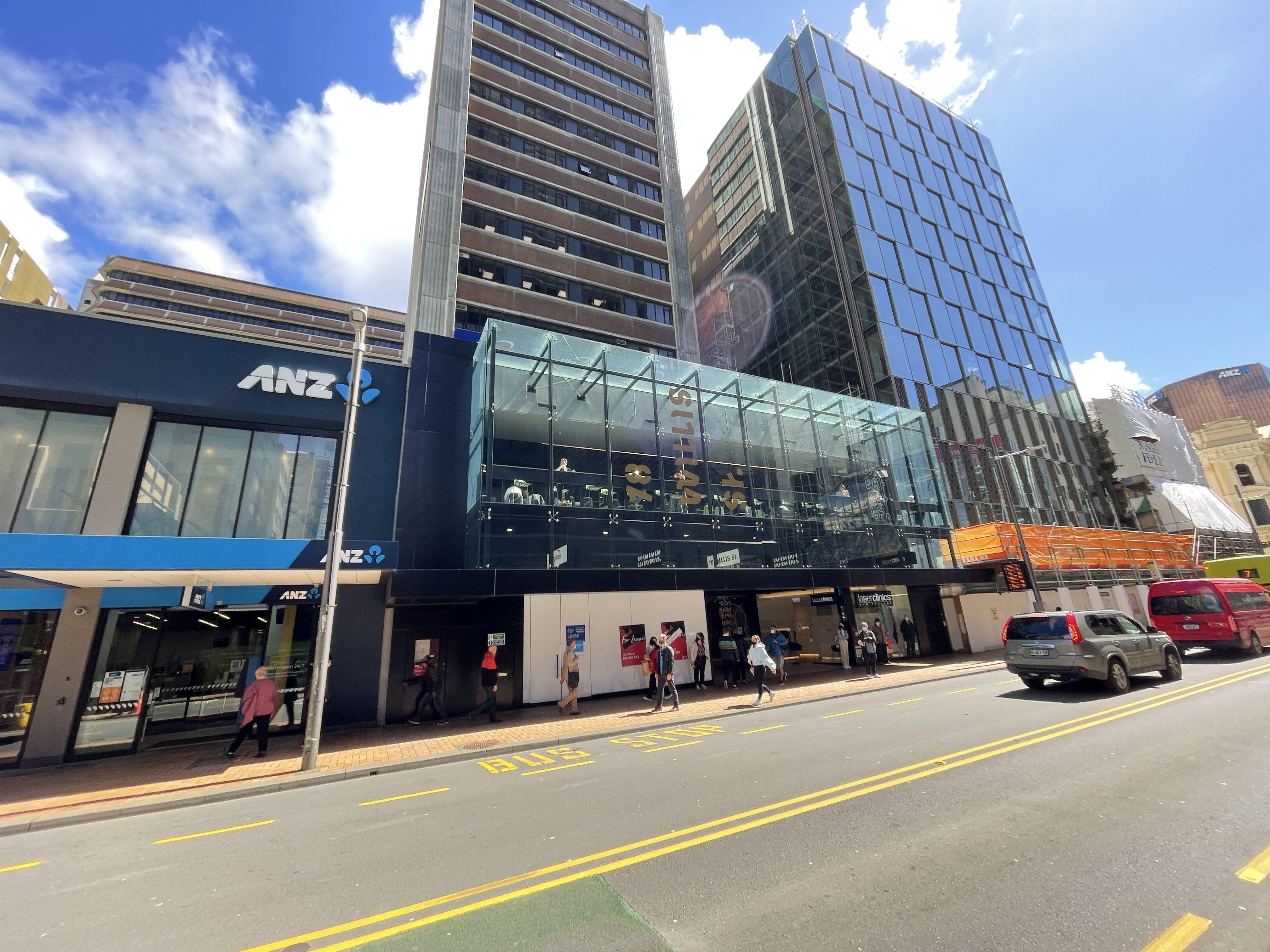 18 Willis Street, Wellington Central