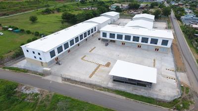 C8M488: Commercial Shops & Warehouse Complex