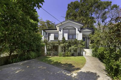 Freestanding Double Brick Home Only 850 Metres to Chatswood Station
