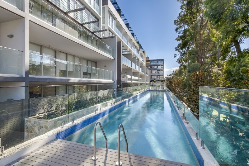 EAST FACING TWO BEDROOM APARTMENT OVERLOOKING POOL