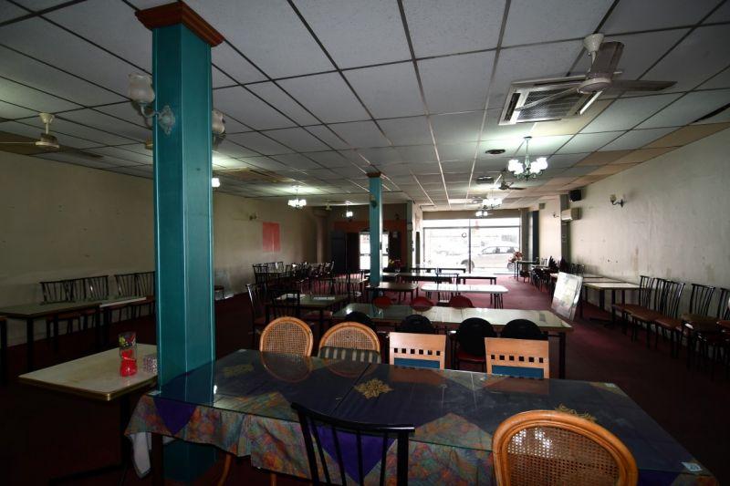 Former ReefThai Restaurant