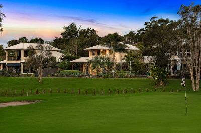 Golf Course Frontage Home With Extensive Views