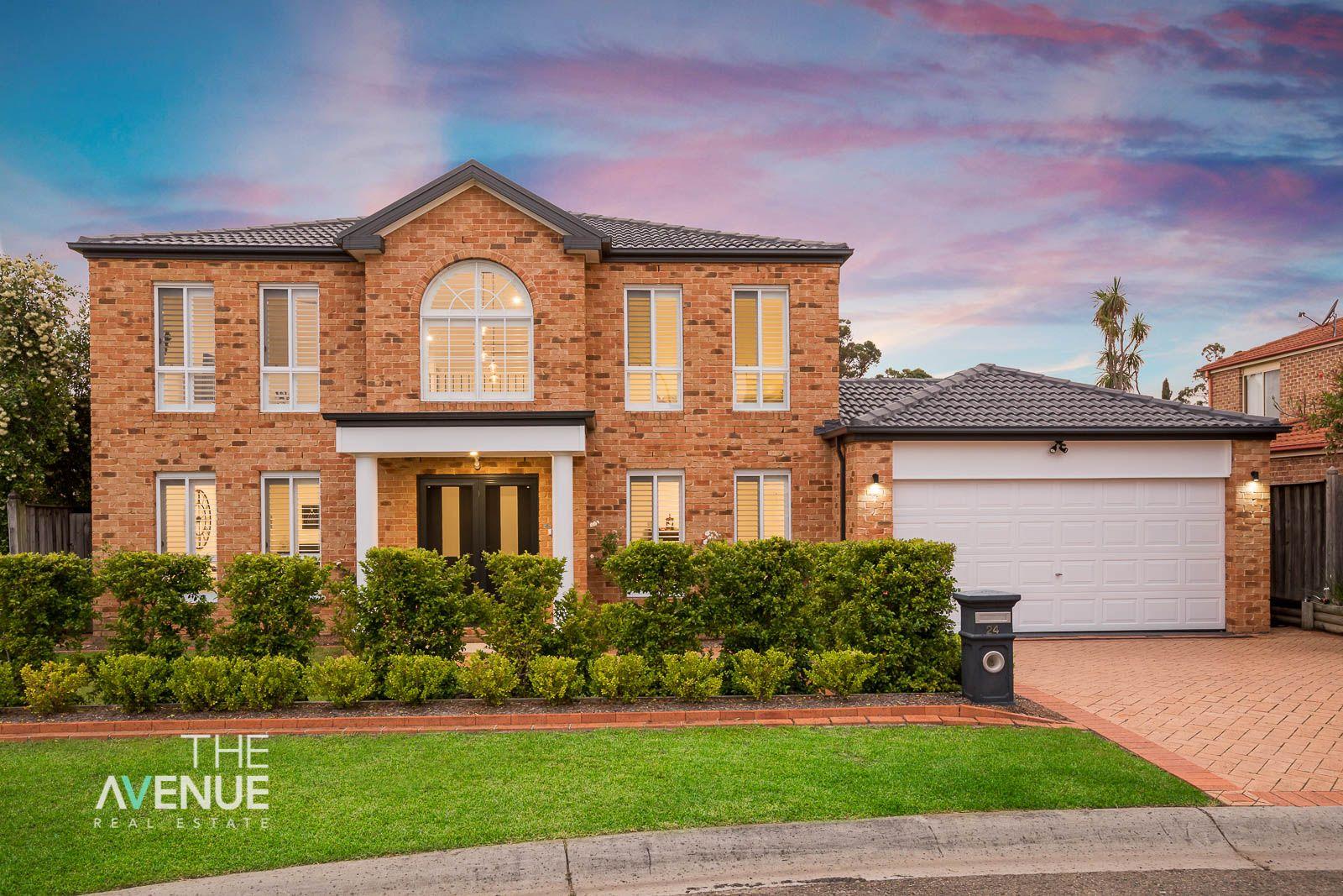24 Kinnard Way, Kellyville NSW 2155