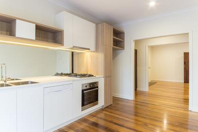 An Architect designed modern apartment