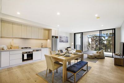 THE HINKLER' LUXURY TWO BEDROOM APARTMENT
