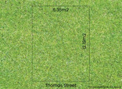 Prime positioned land with permitted plans in growing Yarraville!
