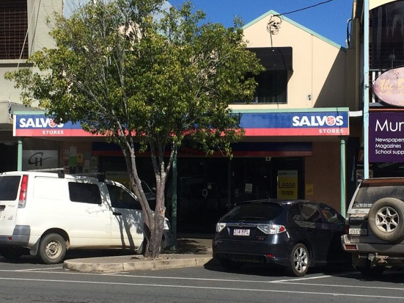 Site ready for lease - 500sqm over two levels in Murwillumbah's main street