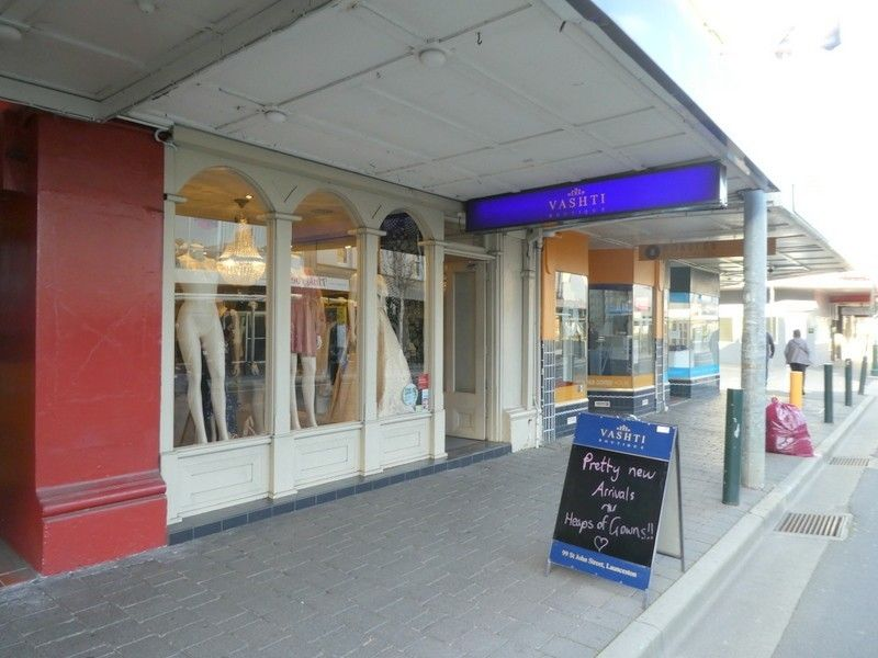 St John Street Frontage - Functional Space