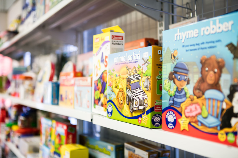 Fantastic Educational Toys And Games