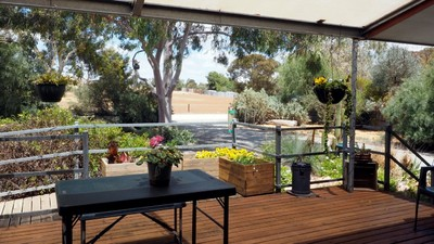 For Sale at Gladstone, South Australia in the beautiful Southern Flinders Ranges