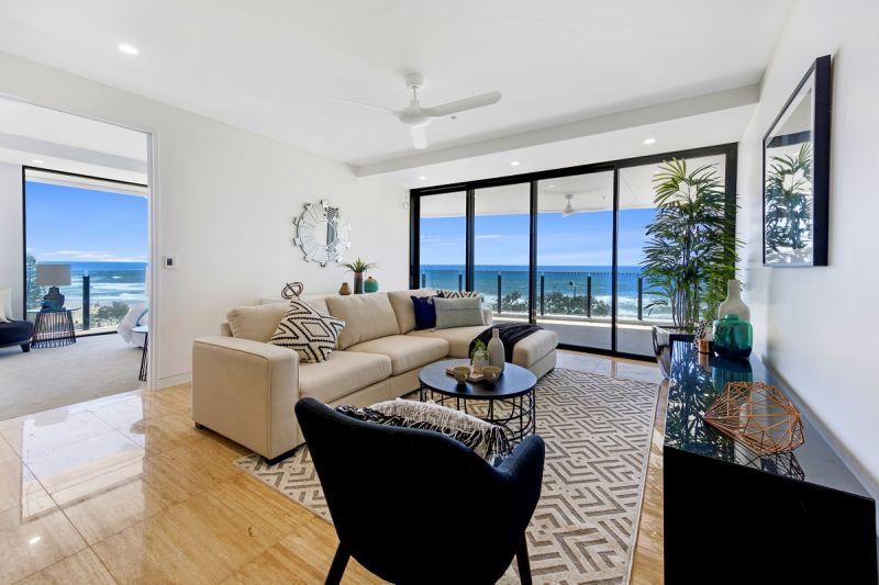 Brand New Luxury Beachfront Living