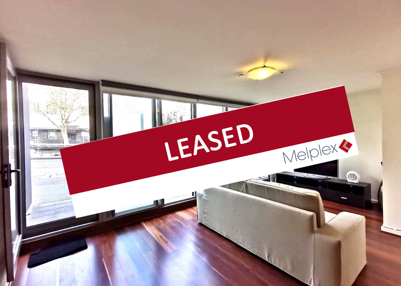 Furnished Two-Bed Unit in West Melbourne