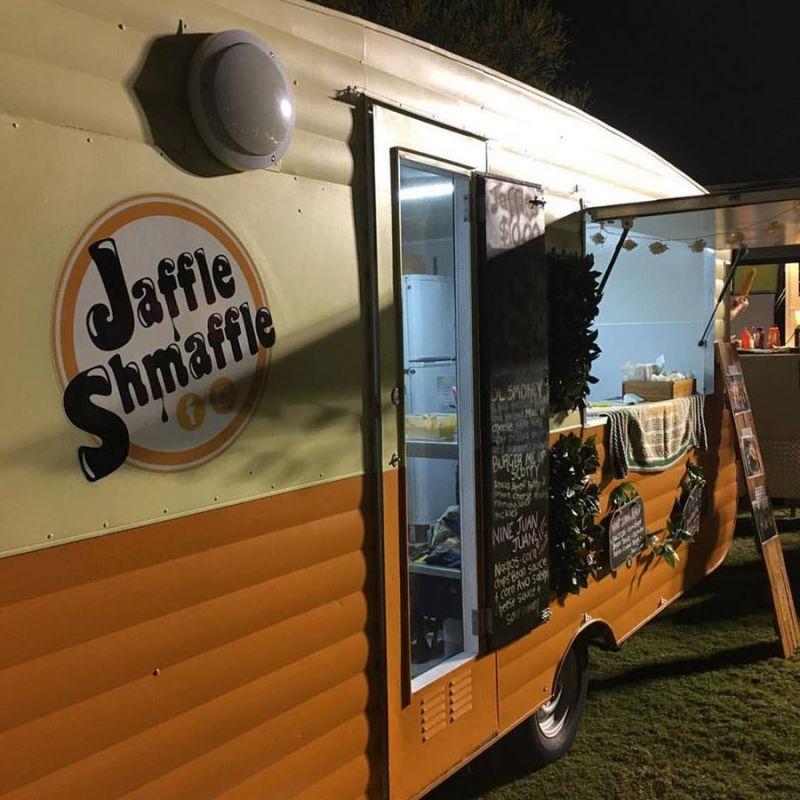 Get On Board With Jaffle Schmaffle