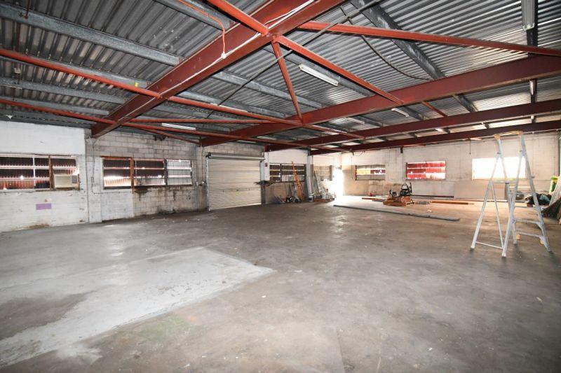 High profile warehouse on Duckworth Street