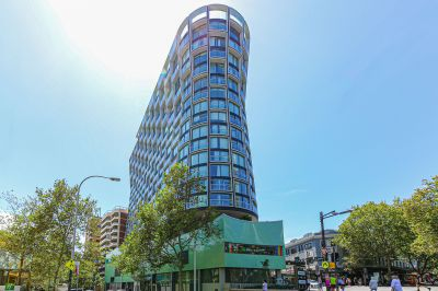 Stylish Easy Living in the Perfect City Position with Stunning Harbour & City Views